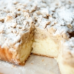 <a href=&quot;http://www.whatsontheplate.com/new-york-style-crumb-cake/&quot;>New York – Style Crumb Cake</a>
