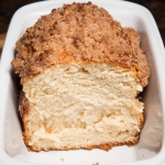 <a href=&quot;http://www.whatsontheplate.com/yeasted-coffee-cake/&quot;>Yeasted Coffee Cake</a>